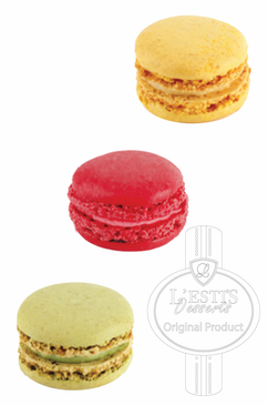 French Macarons Fruit Mix