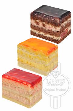 Rectangle Mini Pastries 52
