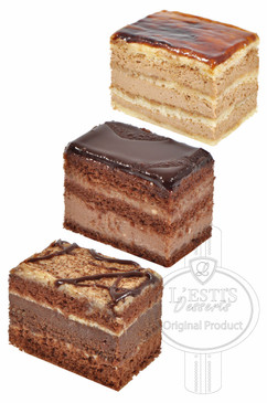 Rectangle Mini Pastries 53