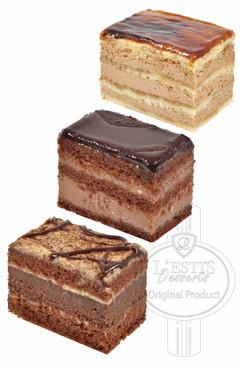 Rectangle Mini Pastries 53