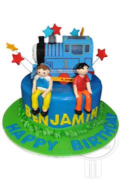 Birthday Cake 24