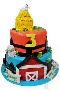 Birthday Cake 27