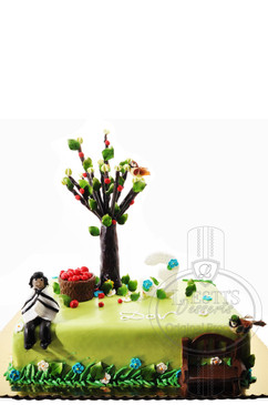 Birthday Cake 54