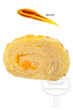 Skazka Cake - Jelly Roll Apricot
