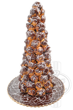Croquembouche Chocolate Puffs 195