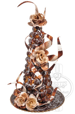 Croquembouche Flower Chocolate Puff 199