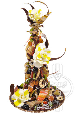 Croquembouche Flower Dry Fruits 201