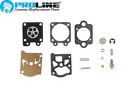 Proline® Carburetor Kit For Husqvarna 455 460 Jonsered 2255  Walbro K1-WTEA