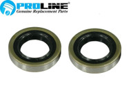 Proline® Crankshaft Seal Set For Stihl TS410 TS420 9640 003 1570  9640 003 1696