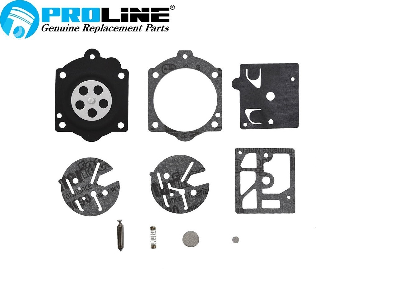 Carburetor Gaskets Fuel Line Sets For McCulloch Pro Mac 610 655 Chainsaws 650