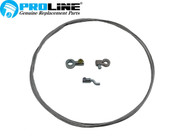 Proline® Universal Cable Repair Kit For Mowers Engine Throttle Control Cable Fix