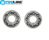 Proline® Crankshaft Bearing Set For Echo CS-600 CS-600P V508000100
