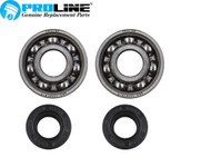 Proline® Crankshaft Bearing And Seal For Stihl BG56 BG66 BG86 BR200 FS50 FS70 4144 020 2050