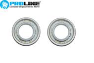 """Proline® Flanged Wheel Bearing  3/4"""" ID x 1-3/8"""" OD  Snapper Cub Cadet Lawn Boy"""