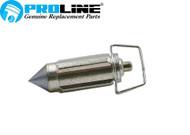 Proline® Carburetor Float Valve Needle For Honda Keihin 16011-382-004 Viton Rubber Tip