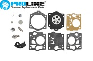 Proline® Homelite Super XL McCulloch Walbro Carburetor Rebuild Kit K10-SDC