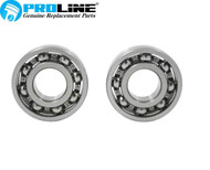 Proline® Crankshaft Bearing Set For Stihl BR500 BR550 BR600 BR700 Blower