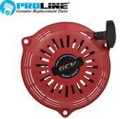 Proline® Starter For Honda GCV135 GCV160 Red With Decal 28400-Z0L-V20ZB