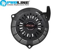Proline® Starter For Honda GCV135 GCV160 Black With Decal 28400-Z0L-V20ZA