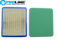 Proline® Air Filter  And Pre Filter For Briggs & Stratton  491588 491588S 491435S