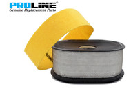 Proline® Heavy Duty Air Filter For Stihl 044 046 066 MS440 MS441 MS460 MS660  0000 120 1654