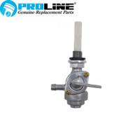 "Proline® Fuel Shut Off  Petcock Valve 1/4"" Generator Honda Champion M10X1.25"