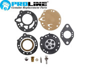 Proline® Carburetor Kit For Homelite Super 1050 Wiz Zip Tillotson RK88-HL