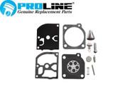 Proline® Carburetor Kit For Stihl 019T Dolmar PS34 PS340 Poulan Redmax   Zama RB-72