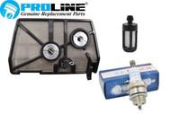 Proline® Tune up Kit For Stihl Stihl 028, Wood Boss, 028AV, 028 Super Mesh Air Filter