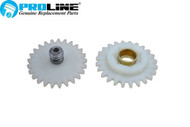 Proline® Oil Pump Worm & Spur Gear For Stihl 056 1115 640 7100