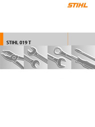 Download Service Manual For Stihl 019T
