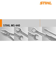 Download Service Manual For Stihl  MS440