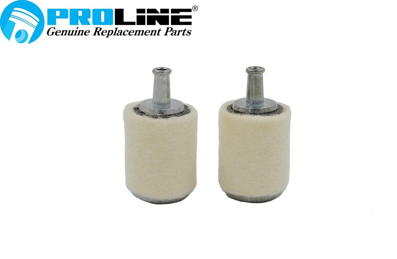 proline® 2 pack fuel filter for homelite super xl chainsaw