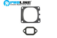 Proline® Cylinder And Exhaust Gasket Set  For Stihl MS441 1138 029 2300