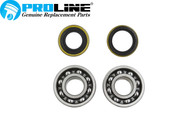 Proline® Crankshaft Bearings, and Seals For Husqvarna 362, 365, 371, 371XP, 372, 372Xp
