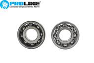 Proline® Crankshaft Bearing Set For Stihl 046, MS460 Chainsaw 9503 003 0346,  9523 003 4278