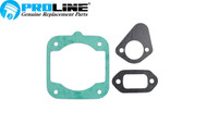 Proline® Cylinder Base,  Intake, Exhaust Gasket Set For Makita DPC 7300 Saw 965 531 121