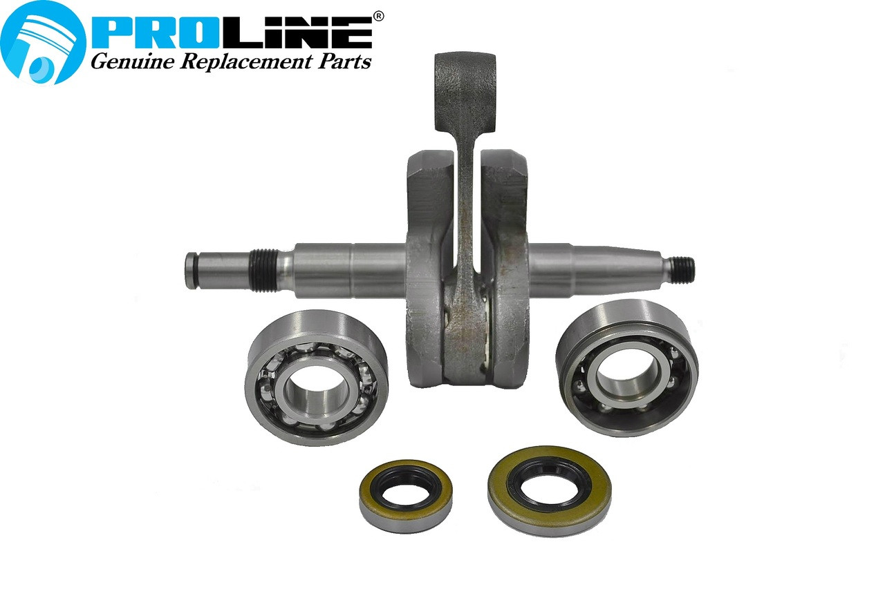 Proline® Crankshaft, Bearing, Seal Kit For Stihl 046, MS460 Magnum 1128 030  0402