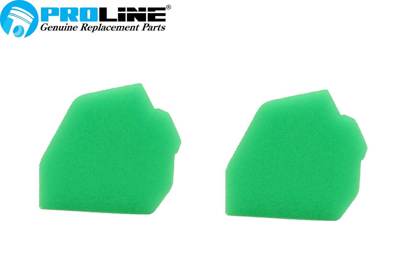 Proline® Air Filter For Homelite XL, Super 2, 180, 192, 200 2-Pack D-02500