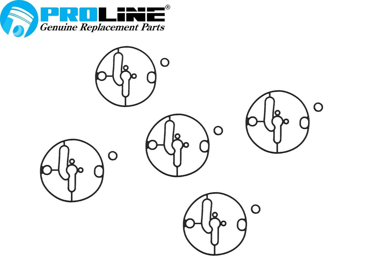 Proline® Carburetor Bowl Gasket 5 pack For Briggs And
