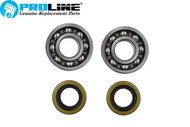 Proline® Bearings And Seals For Poulan 405, 455 Chainsaw  507428746 507433355