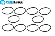 Proline® Carburetor Bowl Gasket  For Briggs And Stratton 796610 10 pack