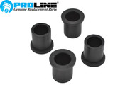 Proline® Wheel Bushing MTD Cub Cadet Troy-Bilt Mower 4 pack  741-0516 741-0516A 741-0516B