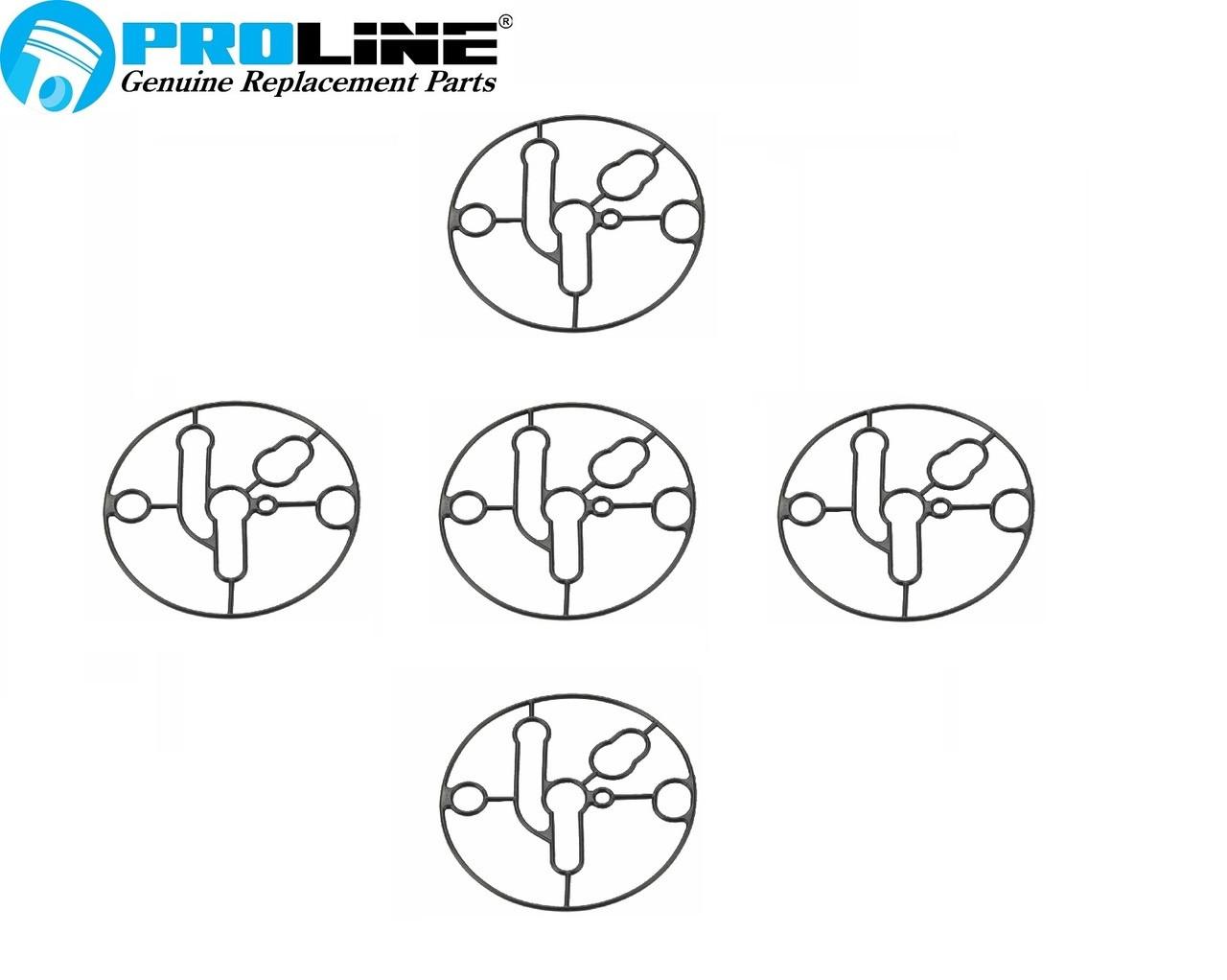 Proline® Carburetor Bowl Gasket 5pack For Briggs And