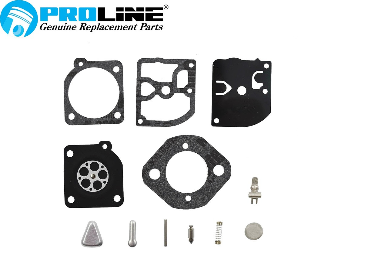 Proline® Carburetor Kit For Homelite Zama C1Q-H35 C1Q-H42 C1Q-H43 C1Q-H44  C1Q-H45 RB-54