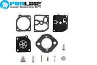 Proline® Carburetor Kit For Homelite  Zama C1Q-H35 C1Q-H42 C1Q-H43 C1Q-H44 C1Q-H45 RB-54