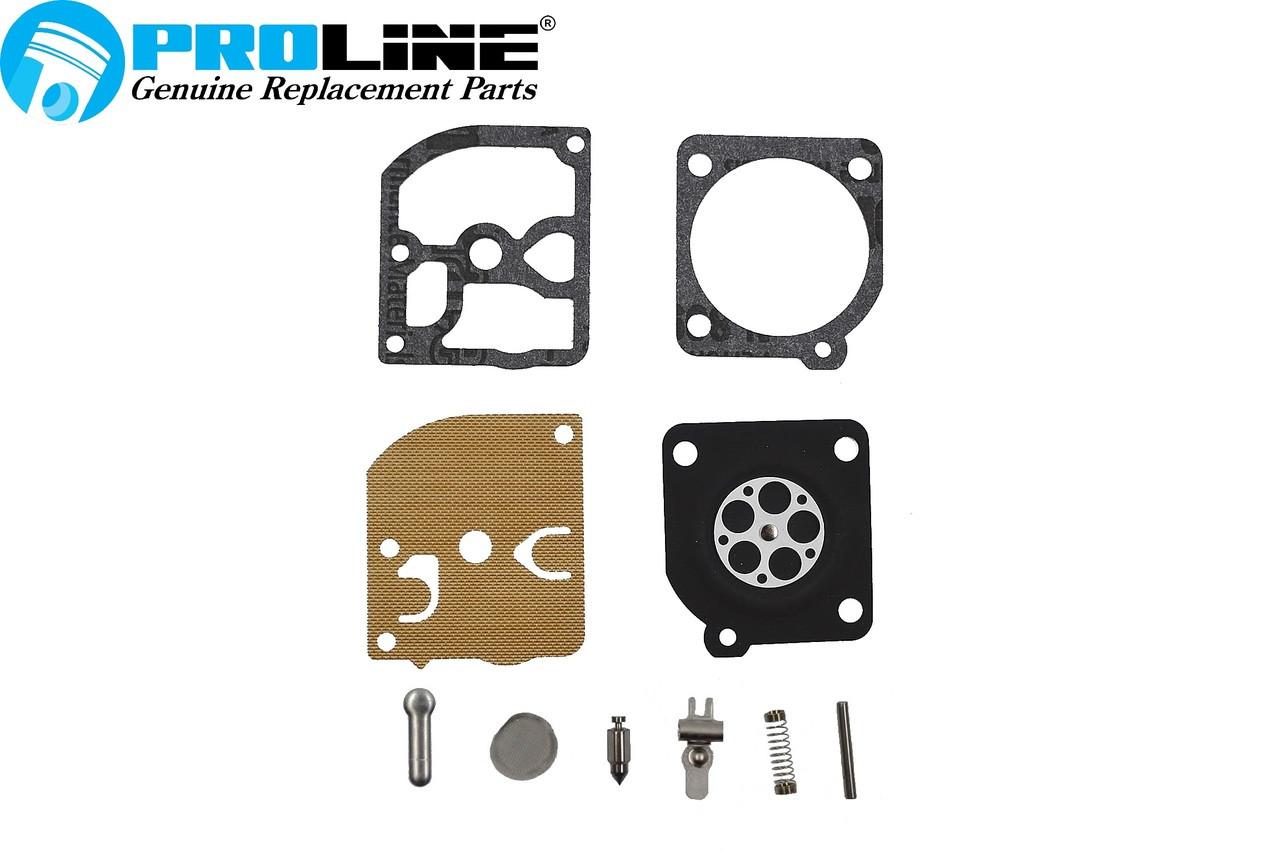 Proline® Carburetor Kit For Sachs Dolmar PS 460 500 510 4600 5000 5100 5105  Zama C1Q RB-119