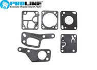 Proline® Carburetor Kit For McCulloch Mini Mac 6 Walbro K1-MDC