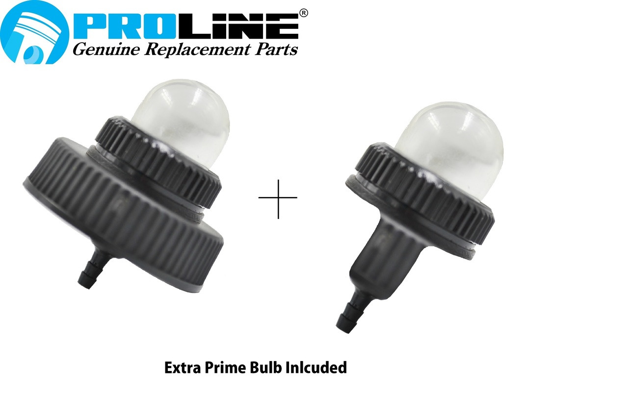 Proline® Fuel Gas Cap Primer And Extra Bulb For Homelite A01372A UP05955