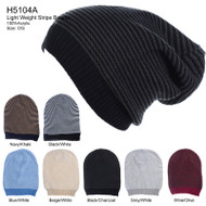 H5104A - Wholesale Lightweight Beanie Hat